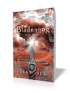 Bladesong (The Troubadours Book 2)