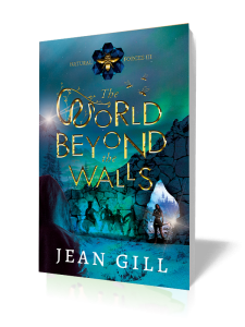 The World Beyond the Walls: Book 3 Natural Forces