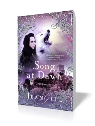 Song at Dawn (The Troubadours Book 1)